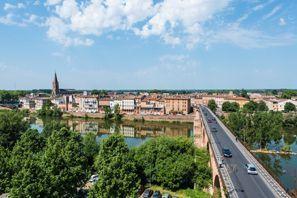 Prenájom auta Montauban, Francúzsko
