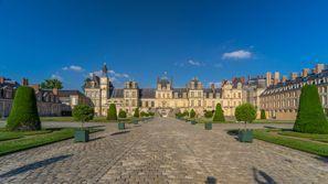 Prenájom auta Montereau Fontainebleau, Francúzsko