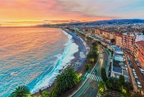 Prenájom auta Nice, Francúzsko