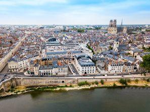 Prenájom auta Orleans, Francúzsko