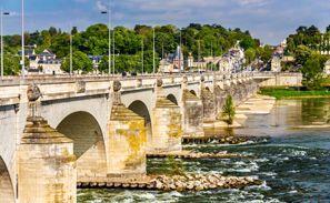 Prenájom auta Tours, Francúzsko