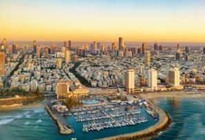 Prenájom auta Tel Aviv, Izrael