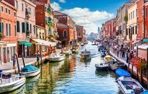 Prenájom auta Benátky, Taliansko