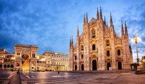 Prenájom auta Miláno, Taliansko