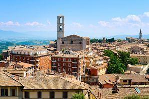 Prenájom auta Perugia, Taliansko