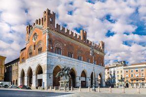 Prenájom auta Piacenza, Taliansko