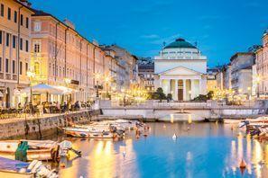 Prenájom auta Trieste, Taliansko