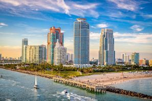 Prenájom auta Miami, USA