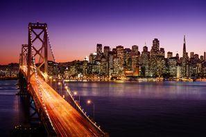 Prenájom auta San Francisco, USA