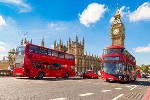 Prenájom auta Londýn, Veľká Británia